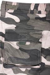 close-up full pocket pants