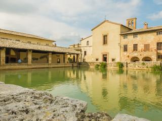 Bagno Vignoni - Terme -Toscana