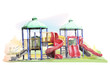 1311Watercolor sketch of  kids playground - 70037926