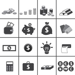 business and money icon