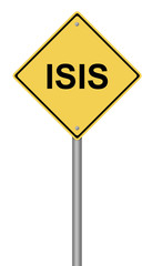 Warning Sign ISIS