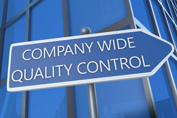 Company Wide Quality Control