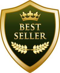 Best Seller Gold Shield