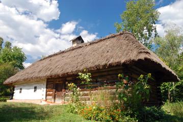 Traditional Ukrainian hut, Museum of Folk Architecture