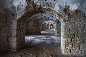Ruins (Prevlaka Fortress)