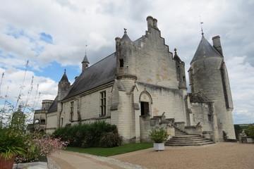 Indre-et-Loire - Château de Loches - Logis royal
