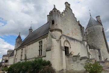 Indre-et-Loire - Loches - Château - Logis royal