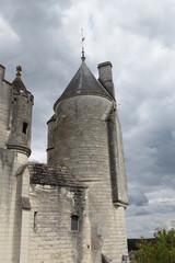 Indre-et-Loire - Château de Loches - Tour Agnès Sorel