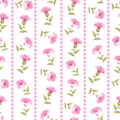 Wallpaper seamless pattern.