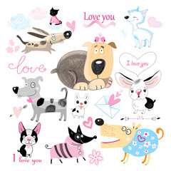 Dog lovers set