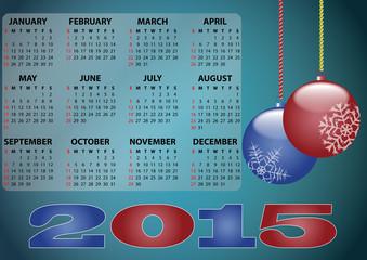 2015 xmas calendar