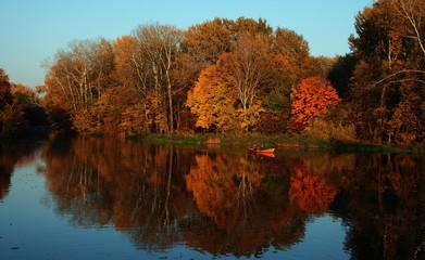 Jesienny Wilanów