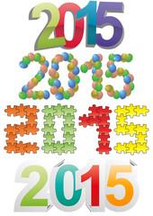 2015 text set
