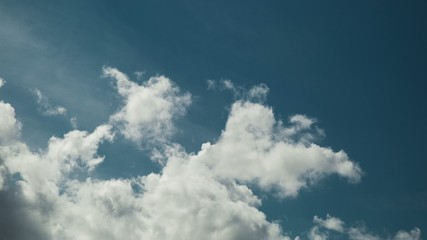 Clouds, Nuages, timelapse