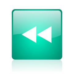 rewind internet icon
