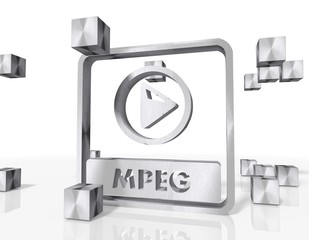 construction of a mpeg file sign