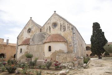 Monastery of Arkadi in Crete