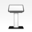 Information Display Monitor Terminal Stand - 70054959