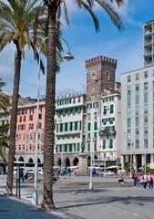 Promenade of Genoa