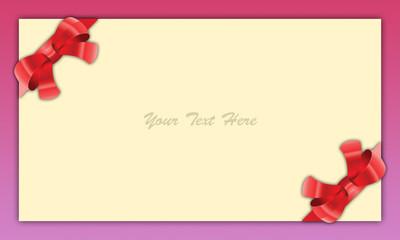 Lettera d'amore vuota