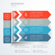 Modern business diagram Infographics concept. Vector illustratio