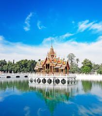 Bang Pa In ancient palace, former royal summer residence of king