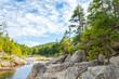 Broad River Along Moose Horn Trail