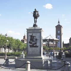 Monument of Cervantes