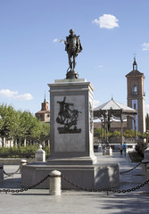Monument of Cervantes