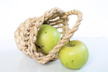 apple  on