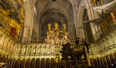 スペイン トレド大聖堂