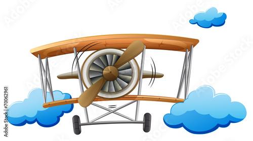 A vintage propeller - 70062961