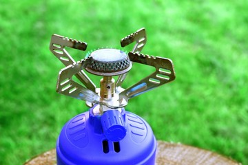 Camp Gas  Stove