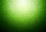 Fototapety Green technical abstract background