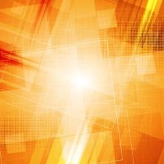 Bright grunge tech background