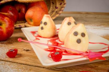 Spooky pears