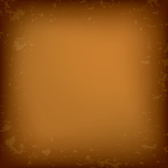 old brown vector grungy background