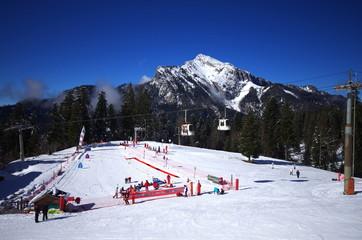 station de ski - saint pierre de chartreuse