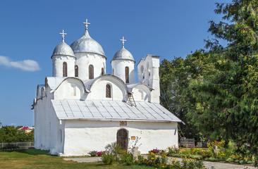 Ivanovsky Monastery, Pskov