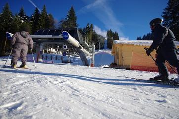 station de ski de saint pierre de chartreuse - les fraisses