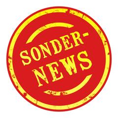 sb30 - SaleButton Rund - Sondernews - g1666