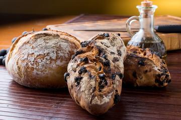 Pane sulla tavola