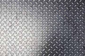 Textured Iron plate