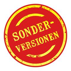 sb32 - SaleButton Rund - Sonderversionen - g1668