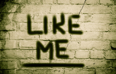 Like Me Concept