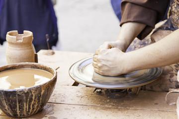 Craftsman potter