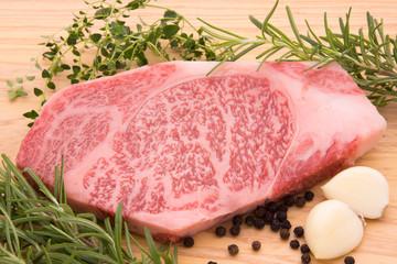 黒毛和牛ステーキ肉