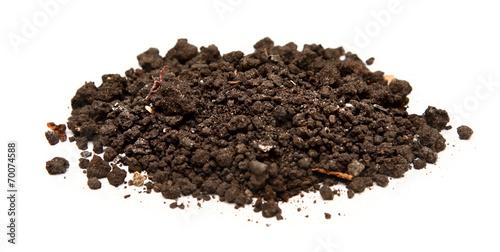 Handful of soil - 70074588