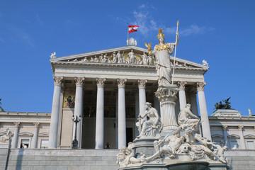 Wien - 005 - Parlament