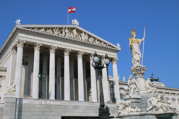 Wien - 008 - Parlament